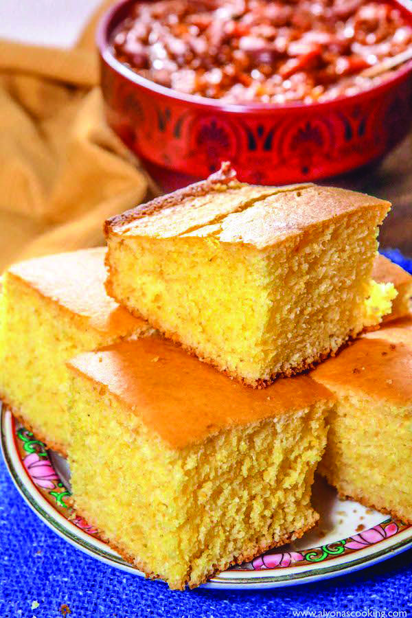 Ideal Sweet Cornbread Recipe Condensed Milk Only On This Page Cornbread Recipe Sweet Sweet Cornbread Fluffy Cornbread Recipe