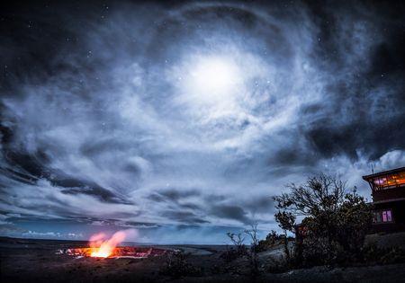 Kilauea Volcano Portal Photo by Andrew Hara -- National Geographic Your Shot