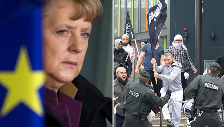 "Merkel Ignores Nation's ""Anxiety & Fear""; No Change To Open-Door Migration Policy  She is making a decision for all of Europe and this amounts to a completely undemocratic position whereby no citizen of any other member States has any right to object or vote her out of office."