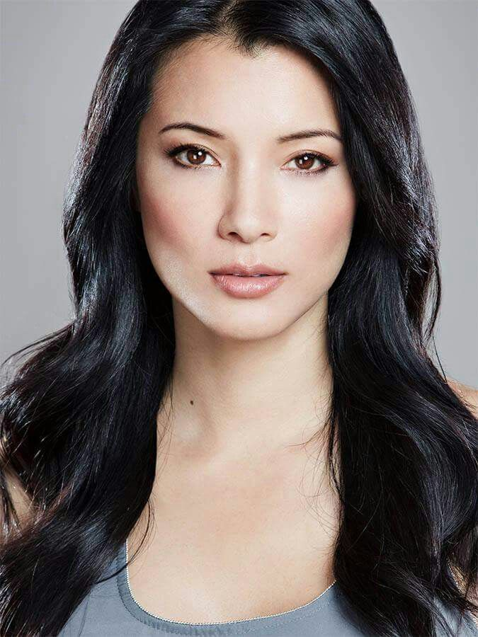 Kelly Hu TVD name: Pearl Harbor