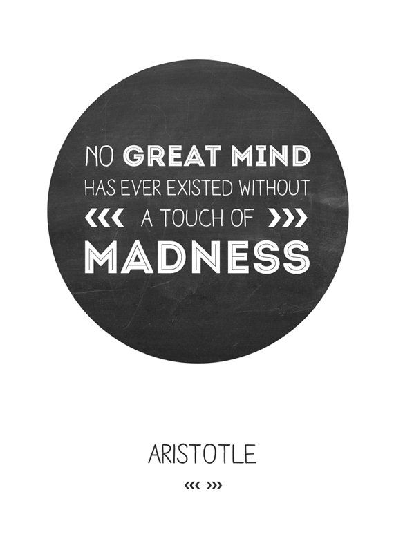 I have always been a fan of the works of great philosophers such as Aristotle.  Philosophy