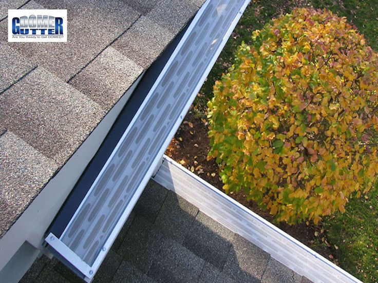 Our gutter protection systems are available in your choice of styles!!