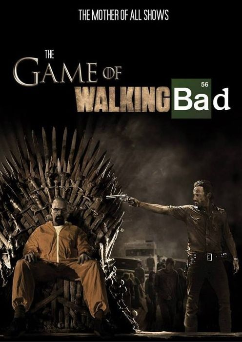 The Game Of Walking Bad Would be the Ultimate Indulgence