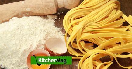 Домашняя паста: секреты приготовления