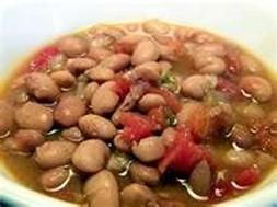 Charro Beans - similar to what is served at Pollo Campero.