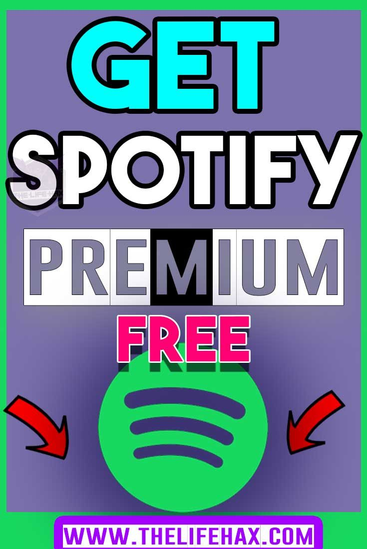 How To Get Spotify Premium For Free Android 2018 Login Fix Working Spotify Premium Spotify Spotify Hacks