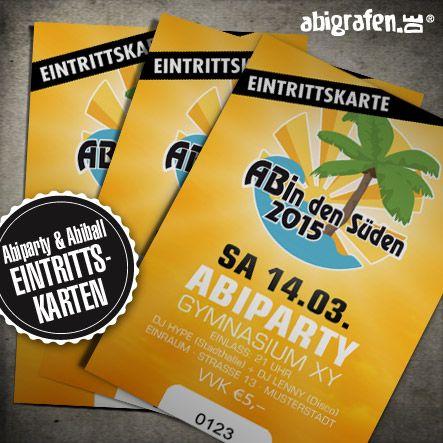 Abigrafen.de - Eintrittskarten