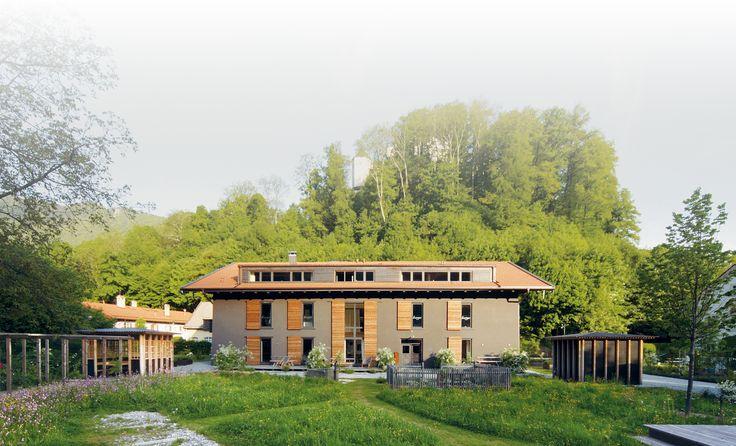 Moormann-Berge: Ferienwohnungen im Chiemgau - Haus berge, Aschau im Chiemgau