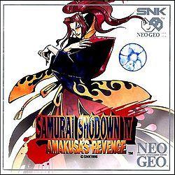 Samurai Shodown IV - 1996
