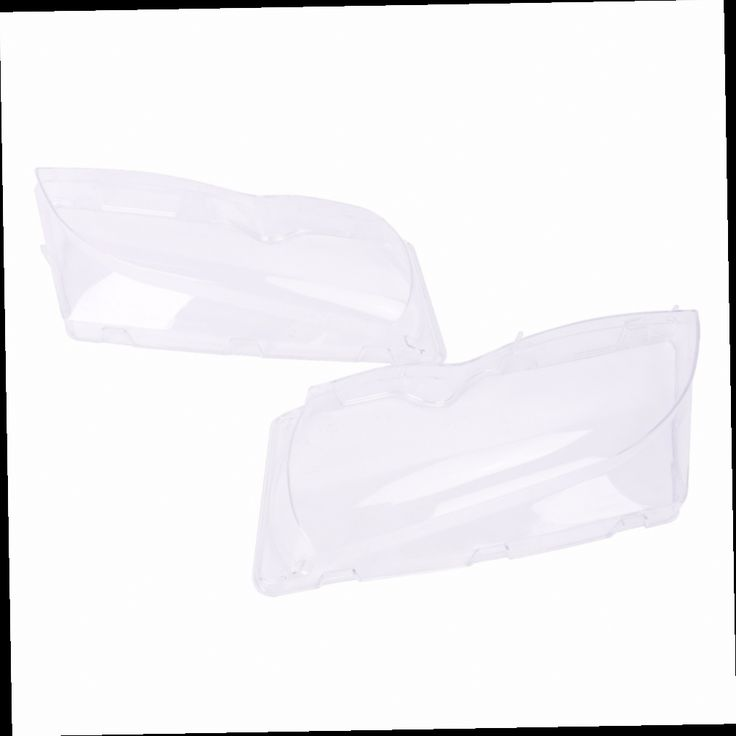 54.07$  Buy here - http://alixdf.worldwells.pw/go.php?t=32779612102 - 2Pcs Clear Housing Headlight Lens Shell Cover Lamp For BMW E46 325i 325xi 330i 330xi 2002-2005 63126924045 63126924046 /