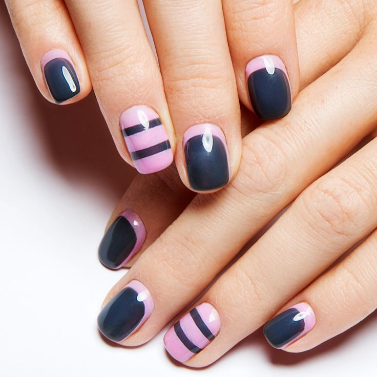 Two Week Nail Polish: 1000+ Ideas About Gel Manicure Designs On Pinterest