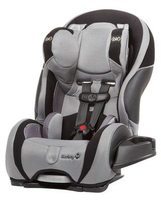 Safety 1st Complete Air? LX Convertible Car Seat - Chromite