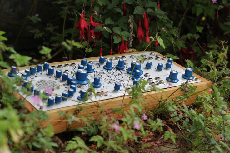Custom Modular Synthesizer by Box Emissions Systems