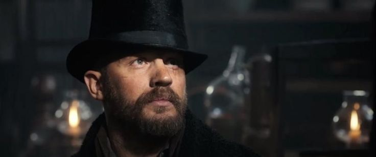 Hardy Seeks Vengeance in Taboo   Tom Hardy's latest project looks dark and intense at least if one goes by the just-released new trailer for the star's upcoming show Taboo. The eight-part series from BBC One and FX unfolds in 1814 and casts the actor who played Shinzon in Star Trek Nemesis as James Delaney an adventurer who returns home to London from Africa to avenge his father's death. The catch? The locals Delaney believed Delaney was... dead long dead.  Hardy had a major hand in Taboo…