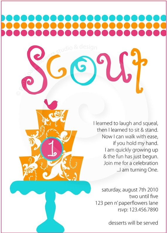 86 best best birthday invitations ideas images on pinterest 1st birthday invitation filmwisefo