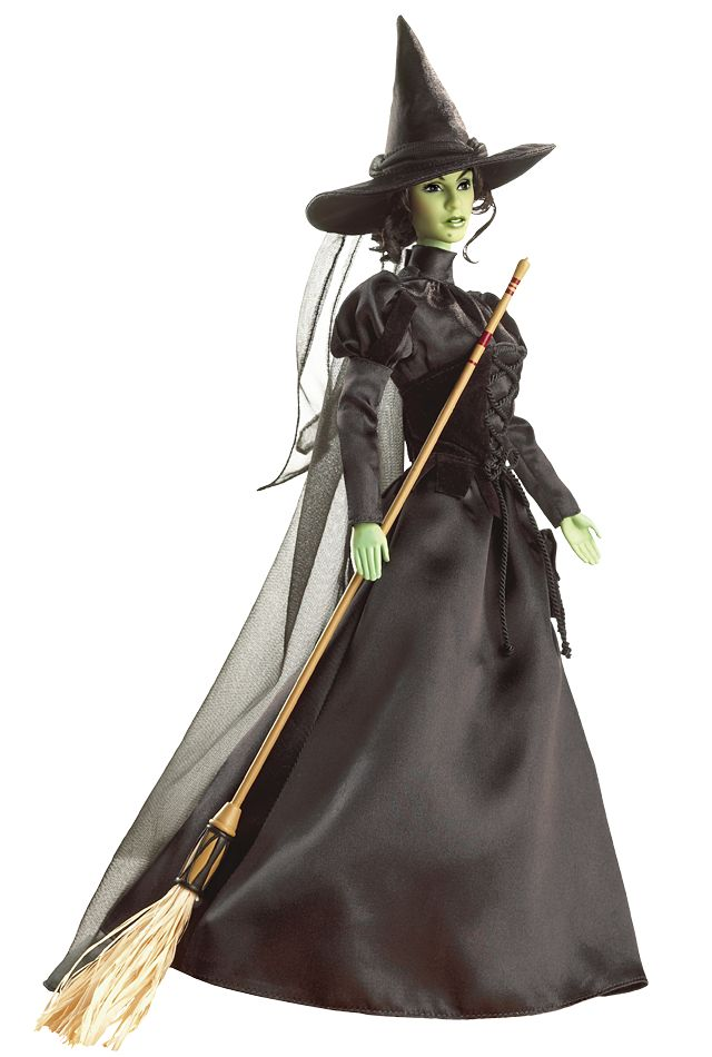 The Wizard of Oz™ Wicked Witch of the West™ Barbie® Doll | Barbie Collector