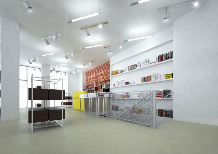 Oliver Bonas Tottenham Court Road visual by AMD