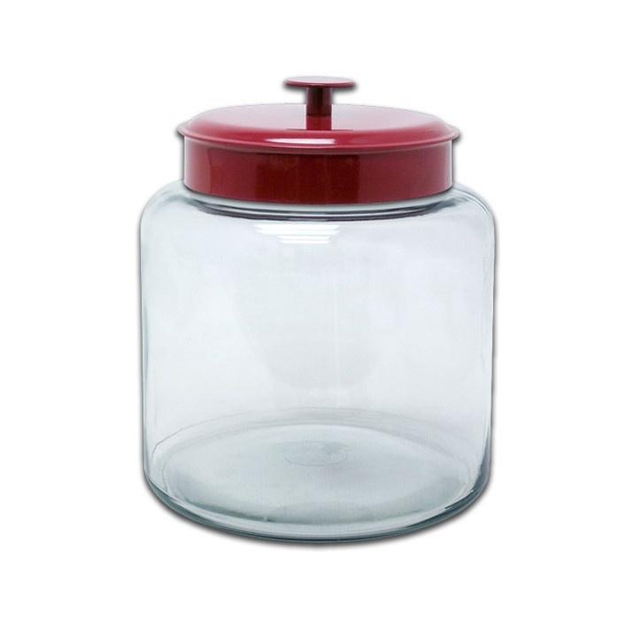 anchor hocking air tight jars on sale storing flour. Black Bedroom Furniture Sets. Home Design Ideas