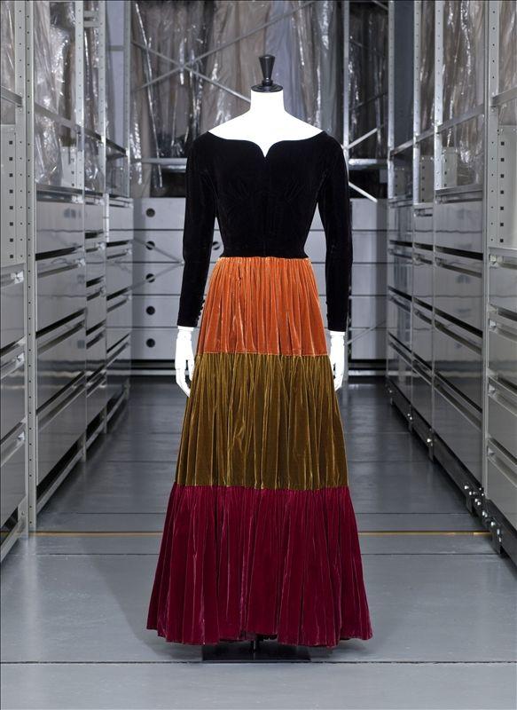 Robe de dîner, Jacques Griffe FW 1947-48