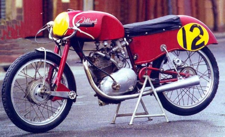 1953 Tilbrook Classic Motorcycle
