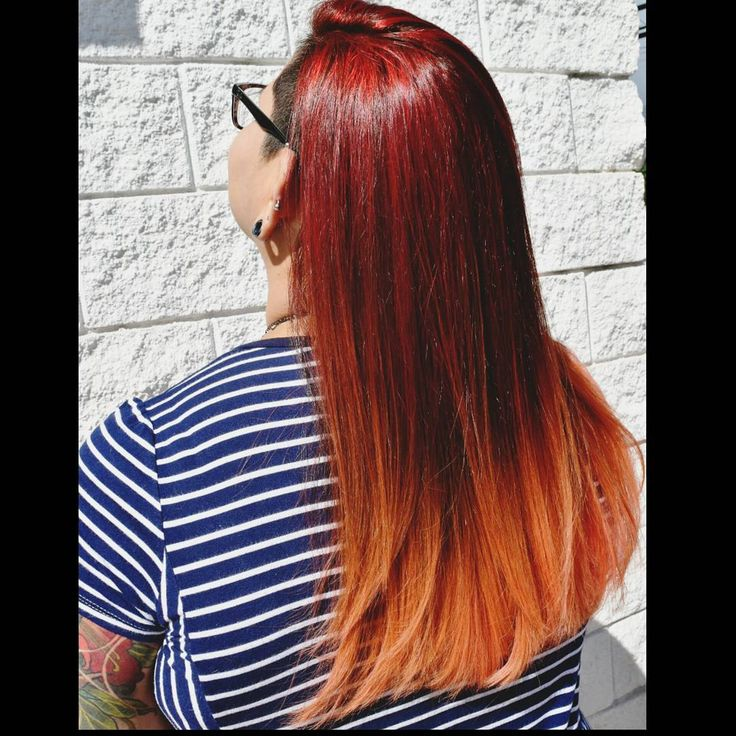 1000 Ideas About Vibrant Red Hair On Pinterest  Red Hair