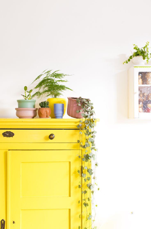 Meer dan 1000 ideeën over gele slaapkamers op pinterest ...