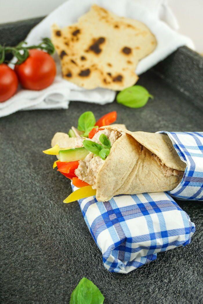 Low Carb Wraps – Kohlenhydratarme Tortillas, die schmecken wie das Original