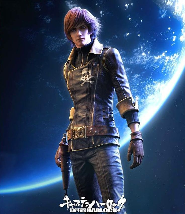 Logan (Space Pirate Captain Harlock)