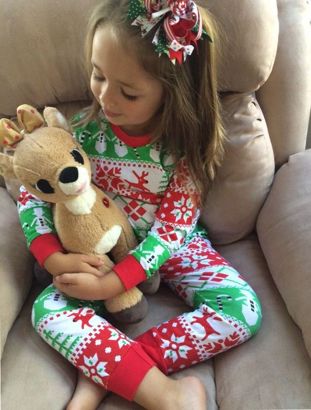 Its never too early for holiday pajamas!  Get them before they are sold out!
