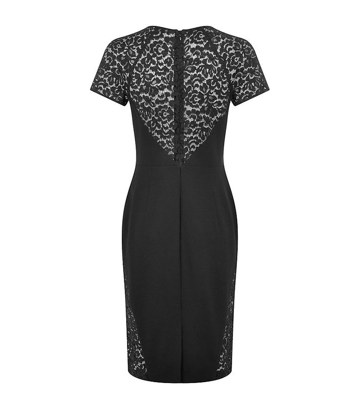 Paule Ka Lace Cut-Out Dress | Harrods