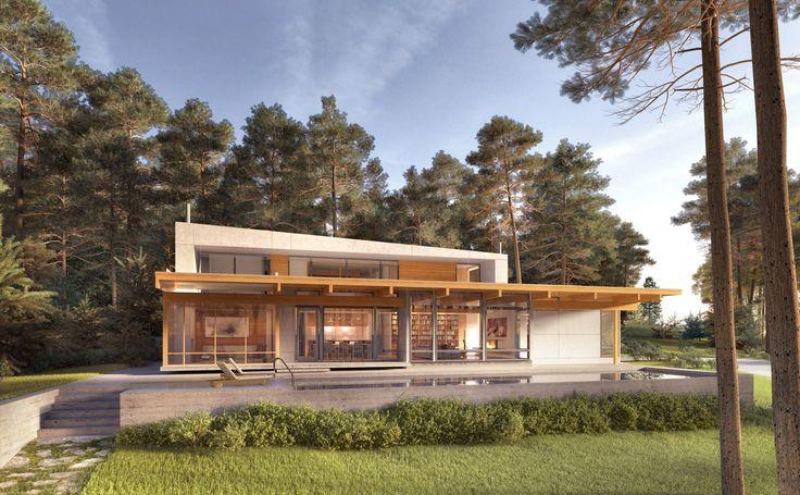 Turkel design dwell prefab sourcebook northeast for Dwell modular homes