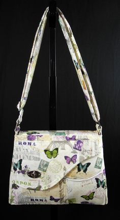 PDF Cross body bag sewing pattern Bella by ChicagoCoutureBags Clothing, Shoes & Jewelry - Women - handmade handbags & accessories - http://amzn.to/2kdX3h7