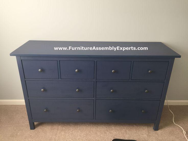 hemnes 8 drawer dresser assembly instructions