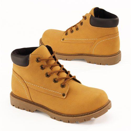 Brahma - Boys' Tucker Work Boots