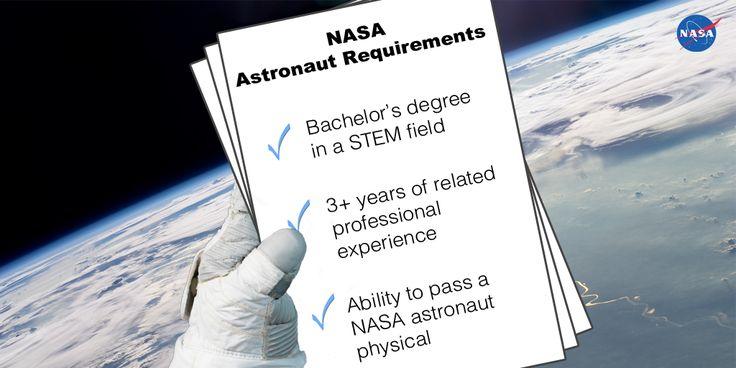 Die besten 25+ Astronaut requirements Ideen auf Pinterest - online kochen neue technologie essenszubereitung