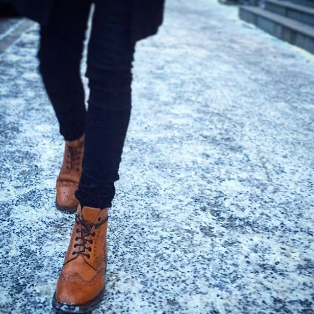 Days of boots Boots: Loake Jeans: Plain Denim