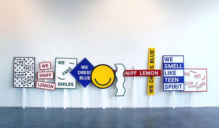 We Fake Smiles - Studio Lennarts & de Bruijn