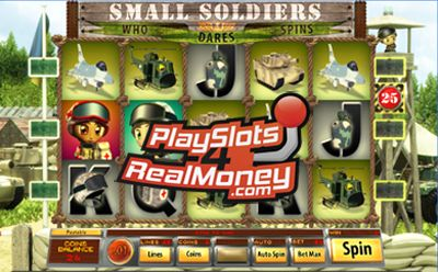 Small Soldiers Online Slot for Real Money - Rizk Casino