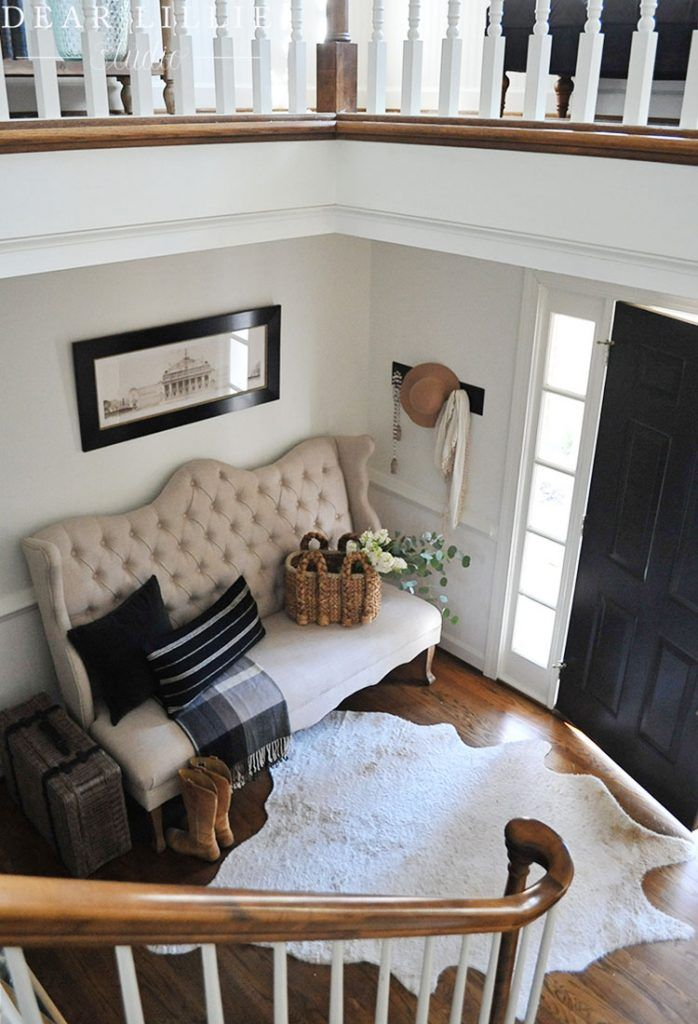 Our Entryway With Images Home