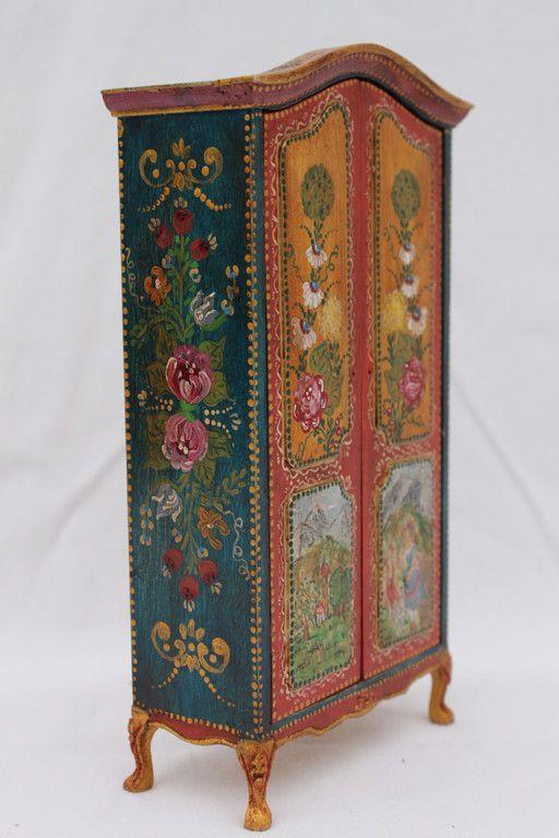 M s de 25 ideas incre bles sobre muebles empotrados - Armarios pintados a mano ...