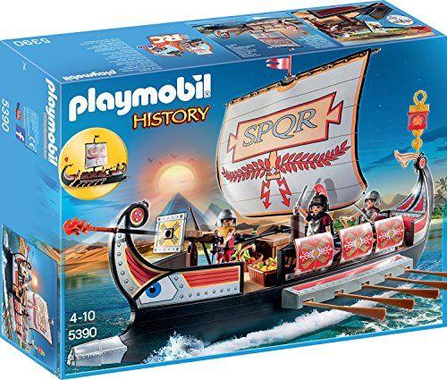 PLAYMOBIL 5390 - R�mische Galeere, Spielzeugfigur