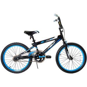 """20"""" Next Wipe Out Boys' Bike, Black $68 @ walmart"""