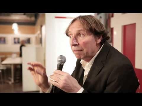 Interview du photographe Gérard Rondeau pour son exposition avec Raphaëlle Bacqué - YouTube