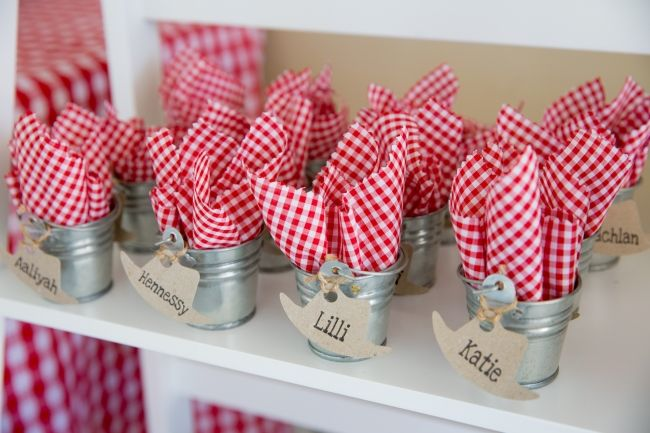 Boy's Toy Story Themed Birthday Party Favor Ideas
