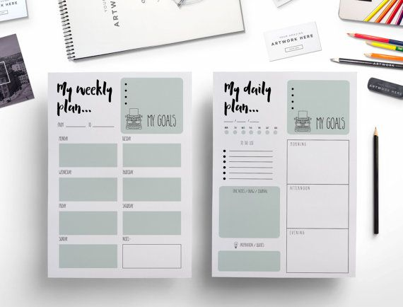 Daily Calendar Design : Best planner designs images on pinterest daily