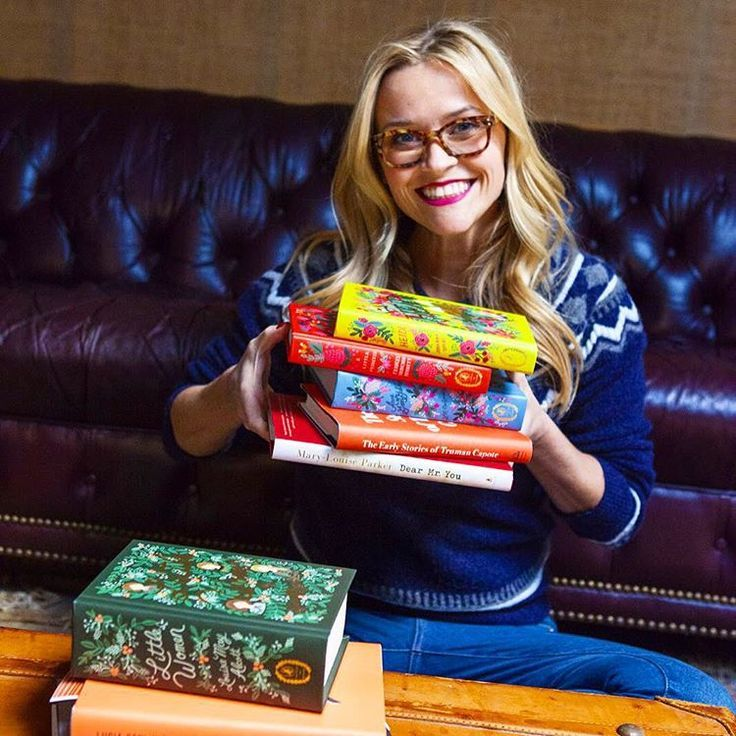 Book club reads. Reese witherspoon book club, Reese