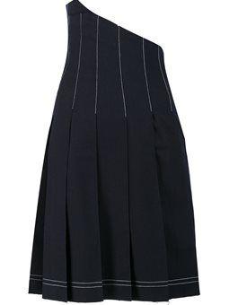'La Jupe Marin Plissée' pleated skirt