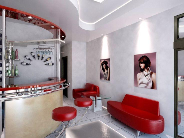 Дизайн интерьера салона красоты фото, картинки