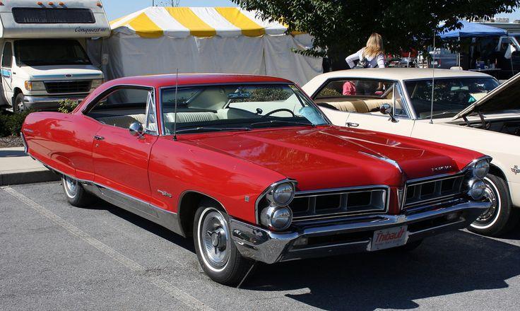 1965 Pontiac Parisienne Custom Sport 2 door hardtop Auto