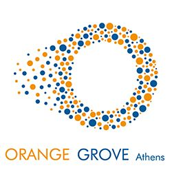The Orange Grove, a flexible workspace for young Greek and Dutch entrepreneurial spirits.